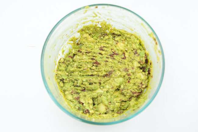 Avocado Burger Spread